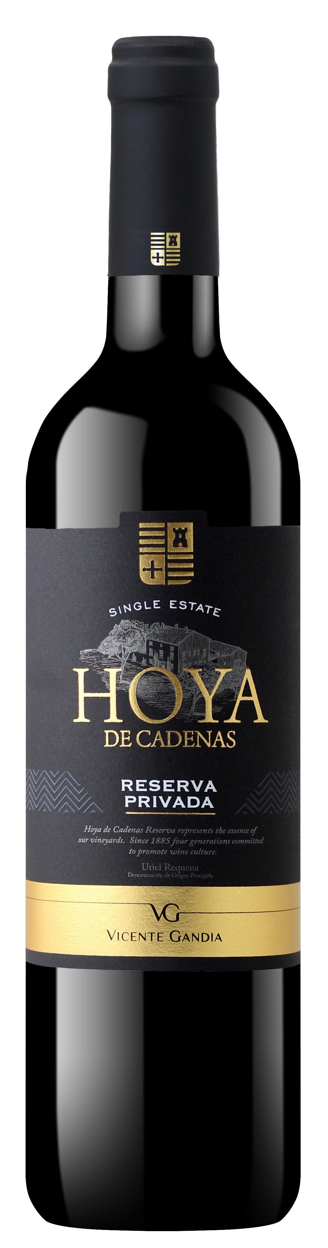 Vicente Gandia Hoya de Cadenas, Reserva Privada
