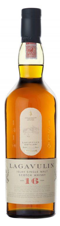 Lagavulin whisky 16 jaar oud fles