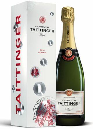 taittinger bubbel verpakking