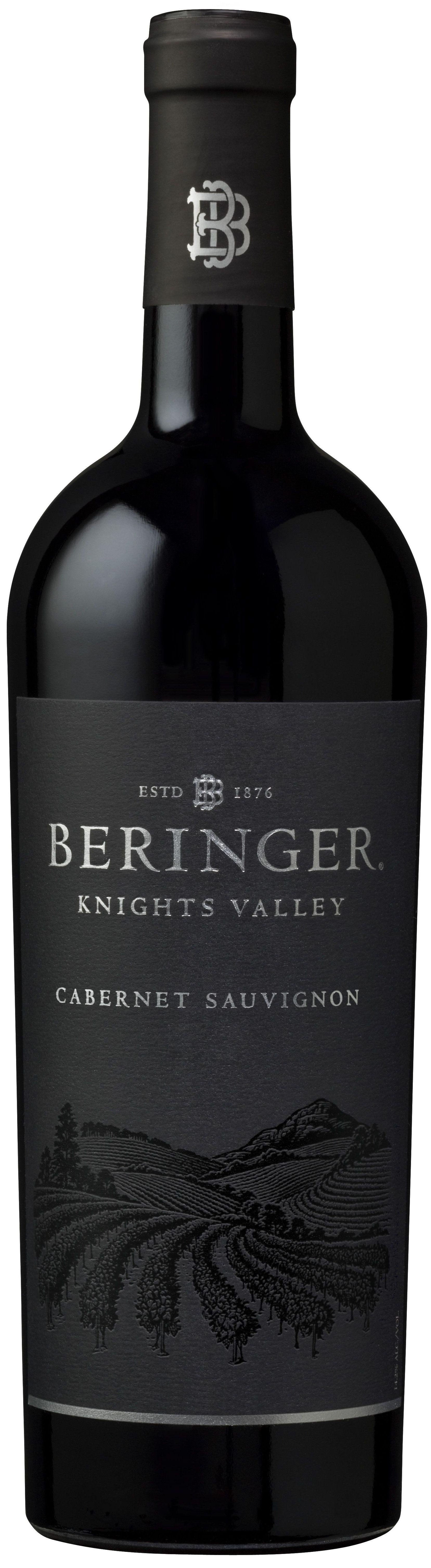 Beringer Knight Valley, Cabernet Sauvignon