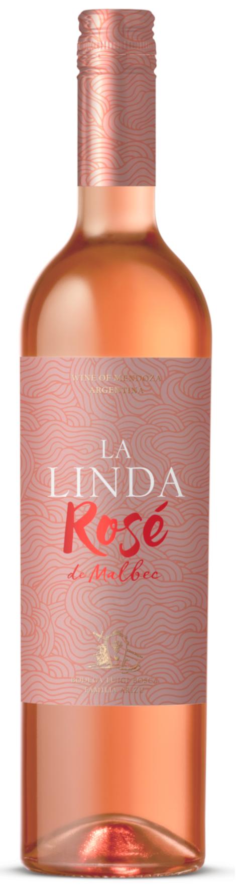 La Linda Rose de Malbec Luigi Bosca