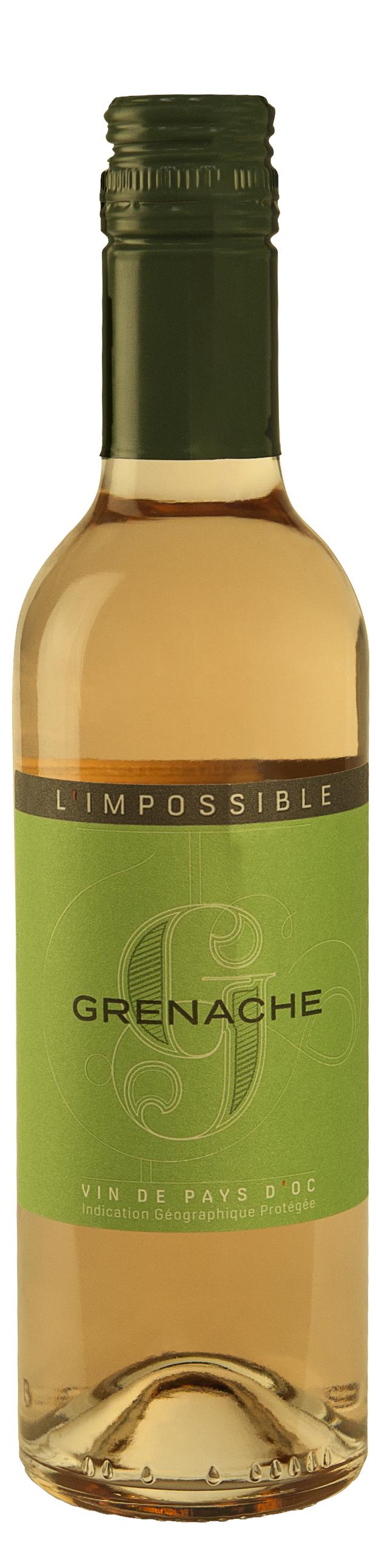 L'Impossible Grenache Rosé 0.375