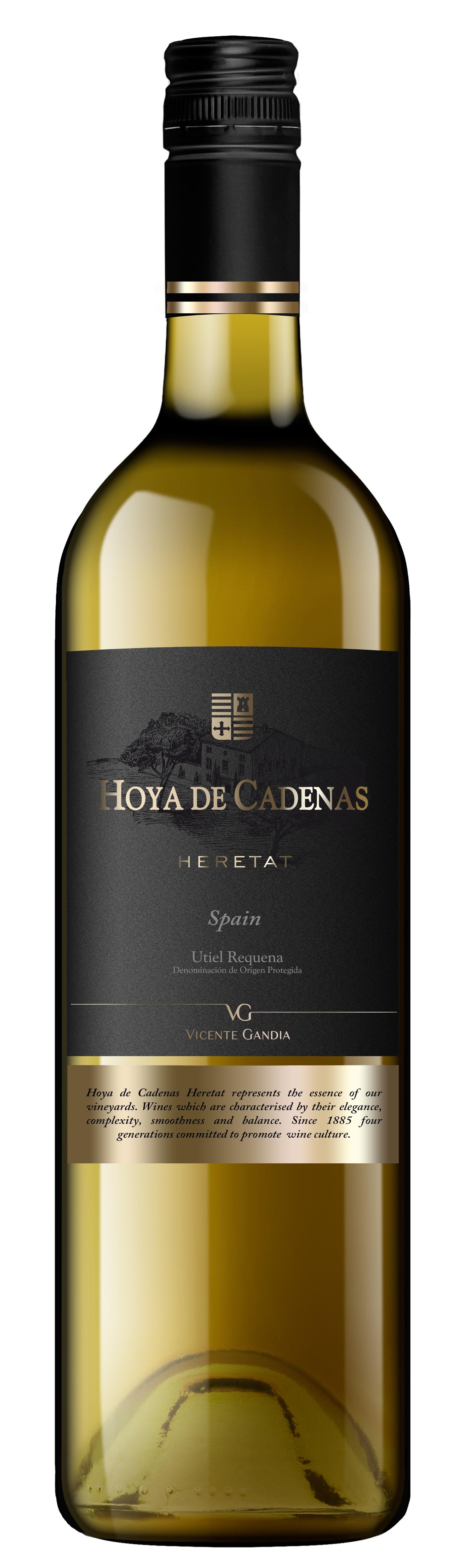 Hoya de Cadenas Heretat Blanco