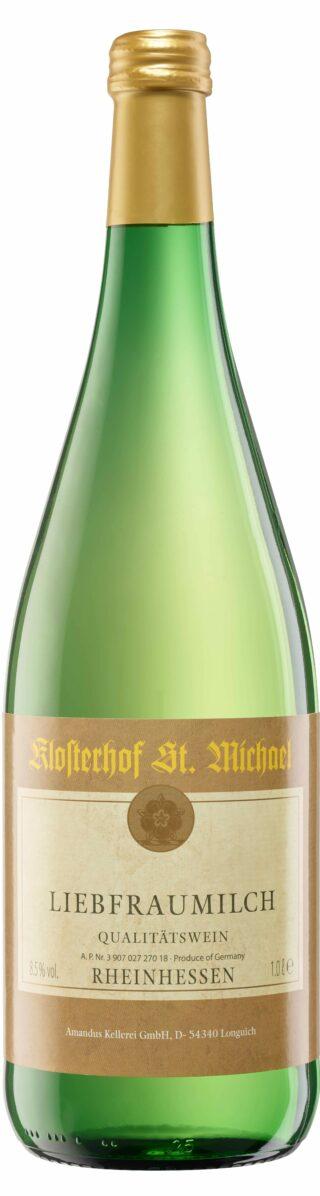 Liebfraumilch 1 liter - Klosterhof St. Michael