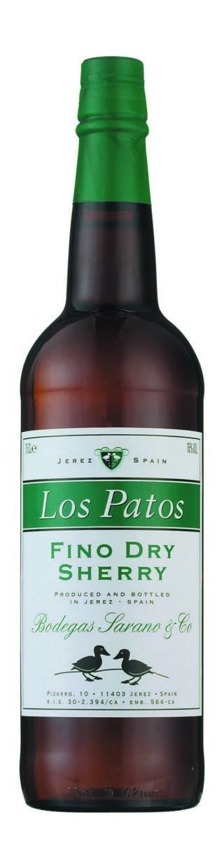 Los Patos Fino Dry Sherry
