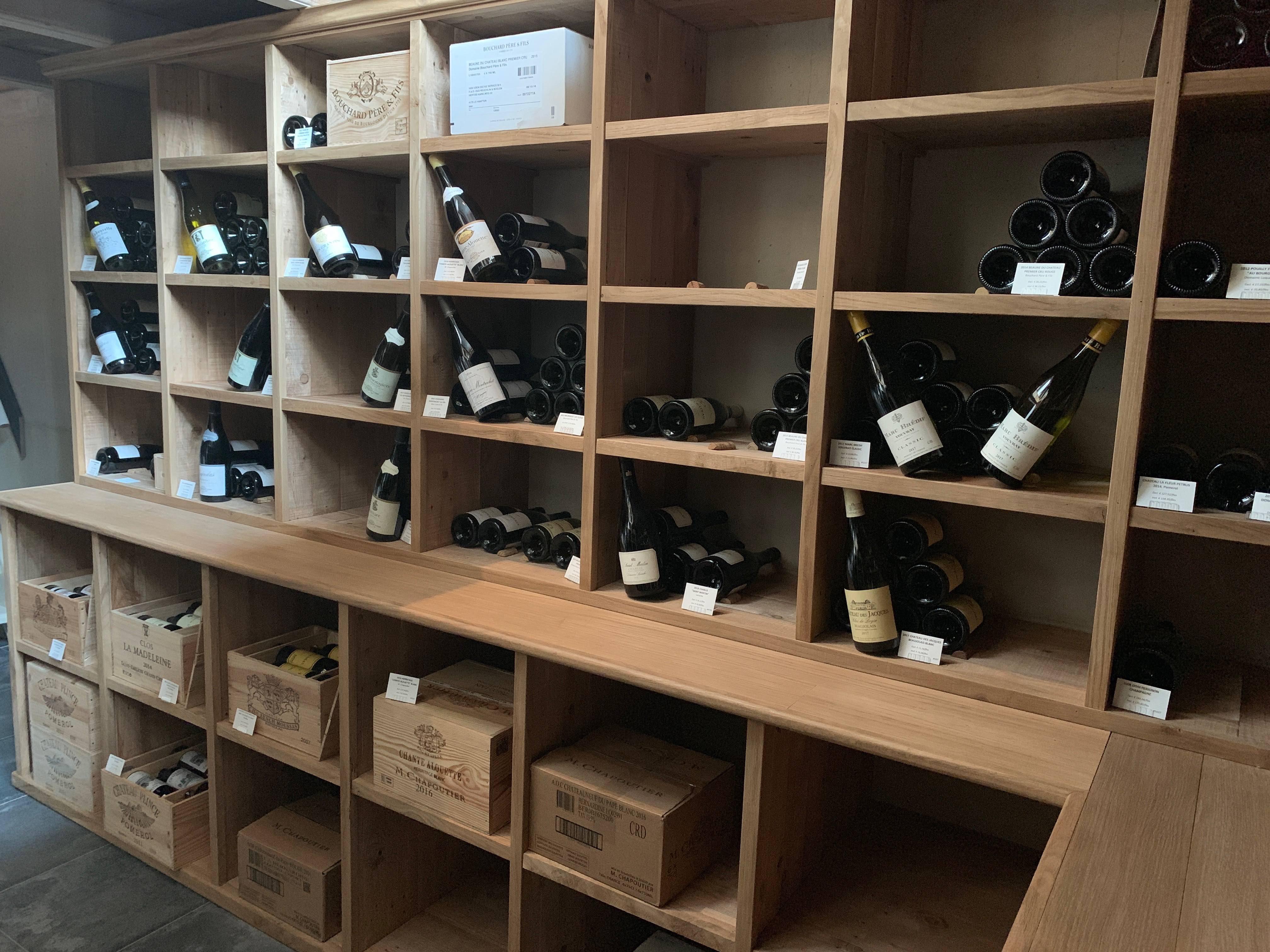 wijnkelder Van Eesteren